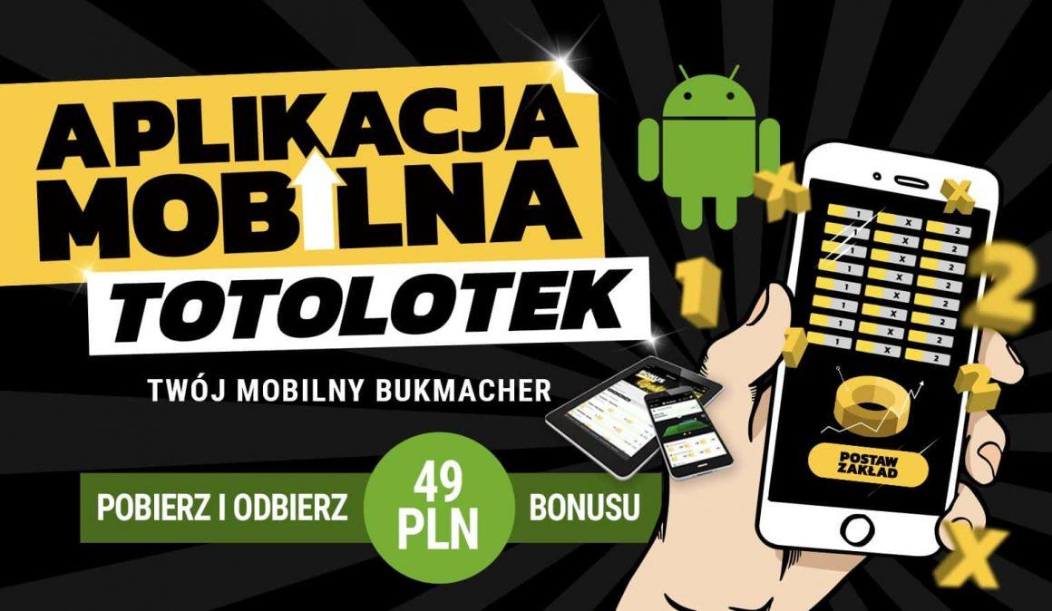 Aplikacja Totolotek